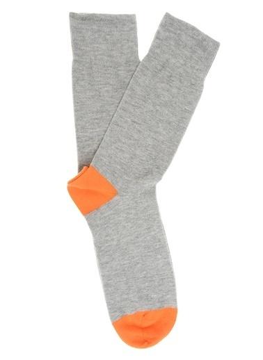 Pixter&Bro Soket Çorap Oranj